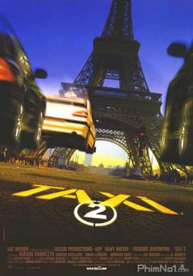 Phim Quái Xế Taxi 2 - Taxi 2 (2000)