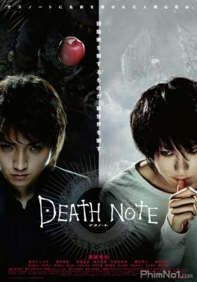 Phim Cuốn Sổ Tử Thần: Cái Tên Đầu Tiên - Death Note: The First Name (2006)