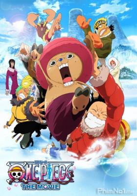 Phim Đảo Hải Tặc 9: Nở Vào Mùa Đông, Hoa Sakura Diệu Kỳ - One Piece Movie 9: Episode of Chopper Plus - Bloom in the Winter, Miracle Sakura (2008)