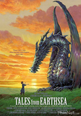 Phim Truyền Thuyết Về Rồng - Tales from Earthsea (2006)