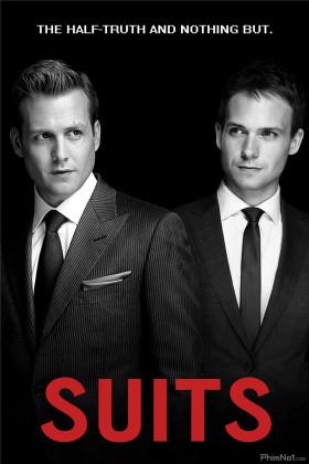 Phim Tố Tụng: Phần 3 - Suits Season 3 (2013)
