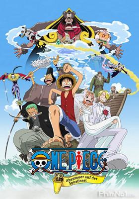 Phim Đảo Hải Tặc 2: Cuộc Phiêu Lưu Trên Đảo Máy Đồng Hồ - One Piece Movie 2: Clockwork Island Adventure (2001)