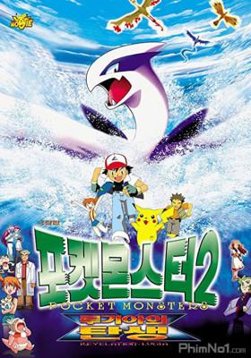 Phim Pokemon Movie 2: Sự Bùng Nổ Của Lugia Huyền Thoại - Pokemon: The Movie 2000 (1999)