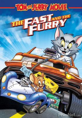 Phim Tom Và Jerry: Quá Nhanh Quá Nguy Hiểm - Tom and Jerry: The Fast and the Furry (2005)