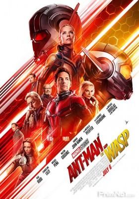Phim Người Kiến Và Chiến Binh Ong - Ant-Man and the Wasp (2018)