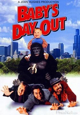 Phim Cuộc Phiêu Lưu Của Bé Bink - Baby's Day Out (1994)