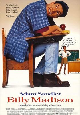 Phim Trở Lại Trường Học - Billy Madison (1995)