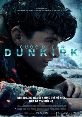 Phim Cuộc Di Tản Dunkirk - Dunkirk (2017)