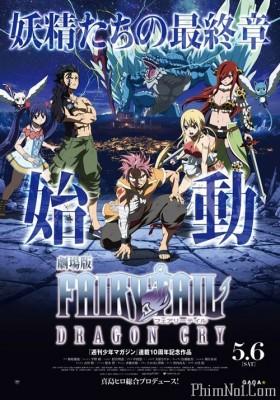 Phim Hội Pháp Sư: Báu Vật Dragon Cry - Fairy Tail Movie 2: Dragon Cry (2017)
