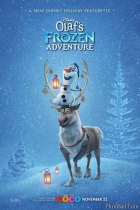 Phim Nữ Hoàng Băng Giá: Chuyến Phiêu Lưu Của Olaf - Frozen: Olaf's Frozen Adventure (2017)