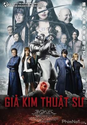 Giả Kim Thuật Sư (Live Action)