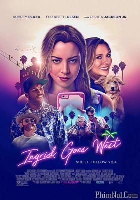 Phim Hành Trình Của Ingrid - Ingrid Goes West (2017)