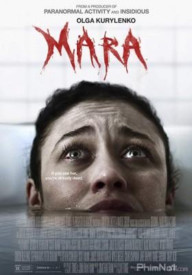 Phim Quỷ Bóng Đè - Mara (2018)
