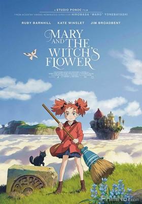 Phim Mary và Đoá Hoa Phù Thuỷ - Mary and the Witch's Flower (2017)