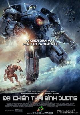 Phim Đại Chiến Thái Bình Dương - Pacific Rim (2013)