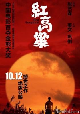 Phim Cao Lương Đỏ - Red Sorghum (1988)