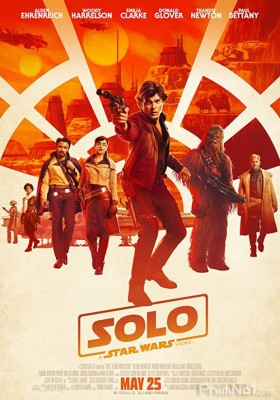 Phim Solo: Star Wars Ngoại Truyện - Solo: A Star Wars Story (2018)