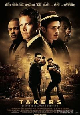 Phim Vụ Cướp Thế Kỷ - Takers (2010)
