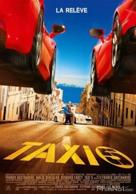 Phim Quái Xế Taxi 5 - Taxi 5 (2018)