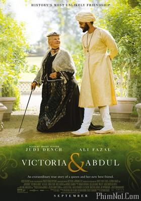 Phim Nữ Hoàng và Tri Kỷ - Victoria & Abdul (2017)